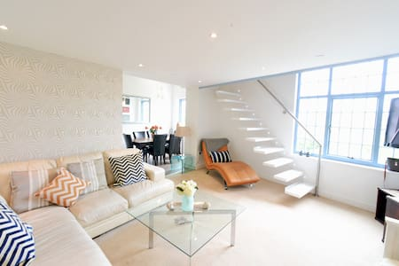 Luxury Quayside Penthouse With View - Gateshead - Appartement