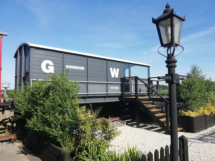 GWR (Toad) Brake Van (Sleeps 2)
