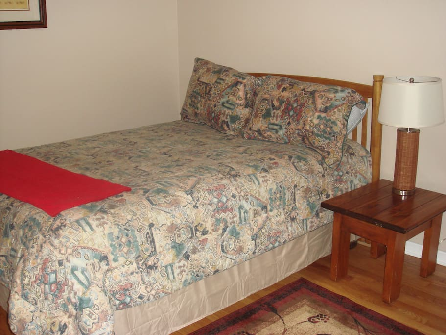 Second Bedroom, Full Bed
