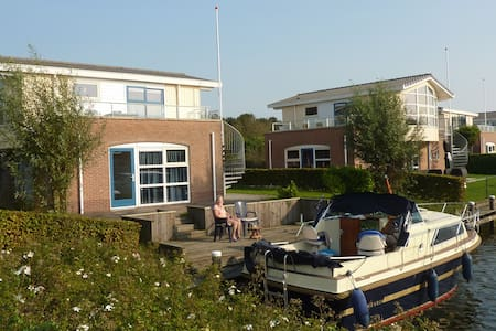 Watervilla Noorderbries - Workum - Workum - Villa
