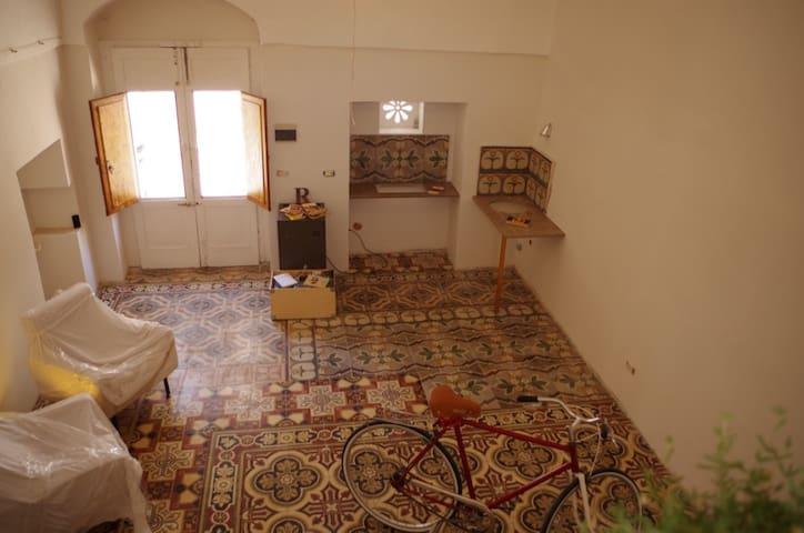 Caratteristica casa in Bernalda