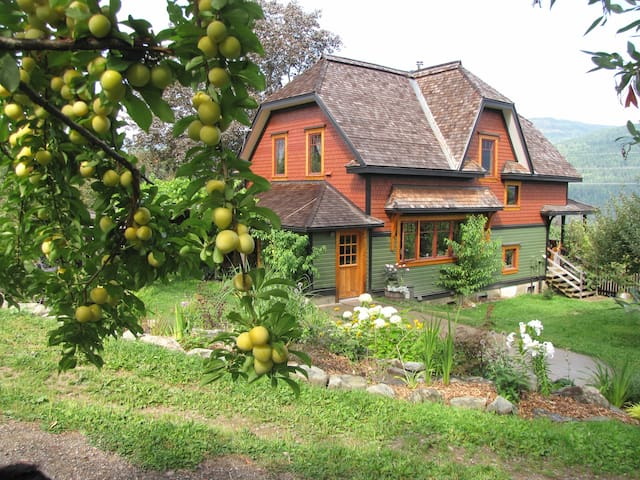 BioBio (Eco) Suite, on organic farm