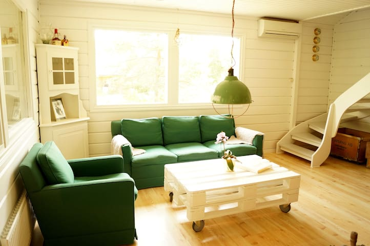 Lugn skärgårdsidyll - Värmdö NV - Dům