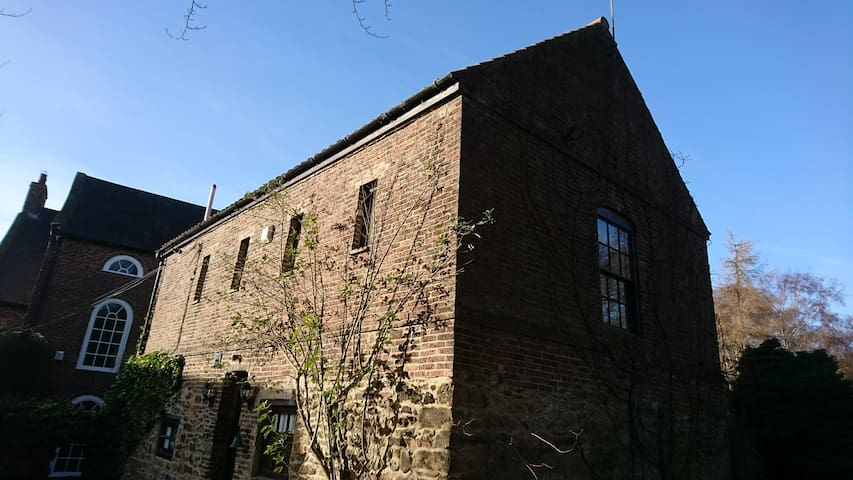 The Coach House Apartment, Crook Hall, Durham City