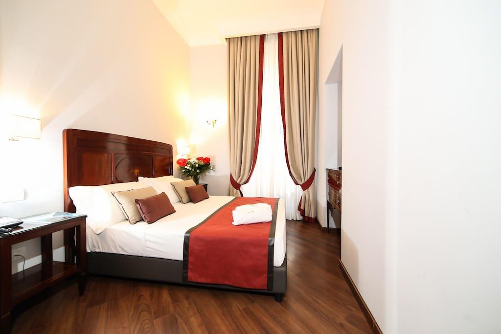 Example Comfort Double/Twin Room