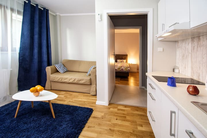 Apartment Deluxe, Oxygen Wronia 45