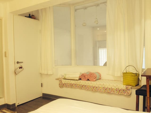 FreePickup別墅/機場高鐵市區購物/Cottage/HSR/Airport/Shopping - Taoyuan District - Villa
