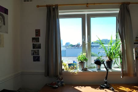 Sunny & cosy room in Bethnal Green