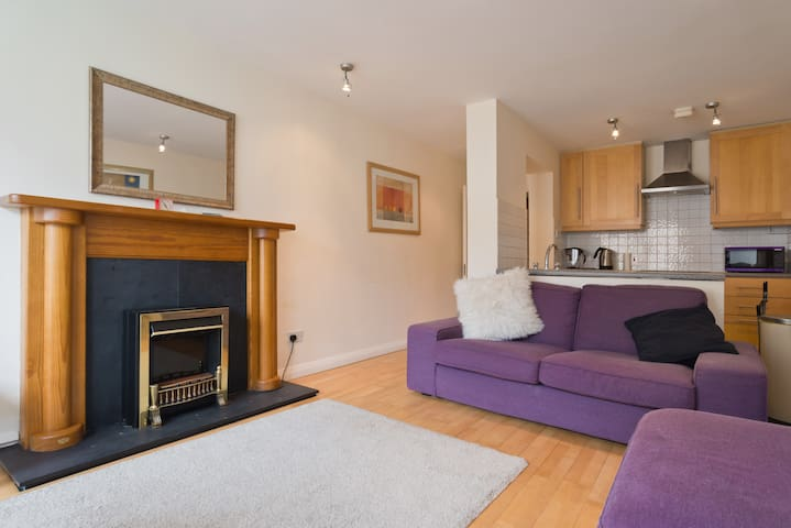 Temple Bar city centre apartment