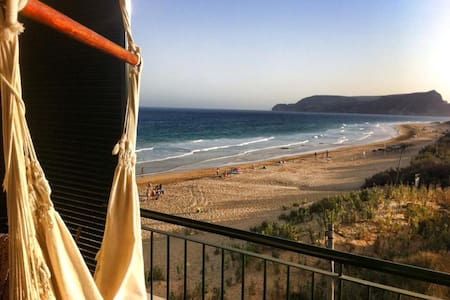 Beautiful beachfront apartment - Cabeco Da Ponta
