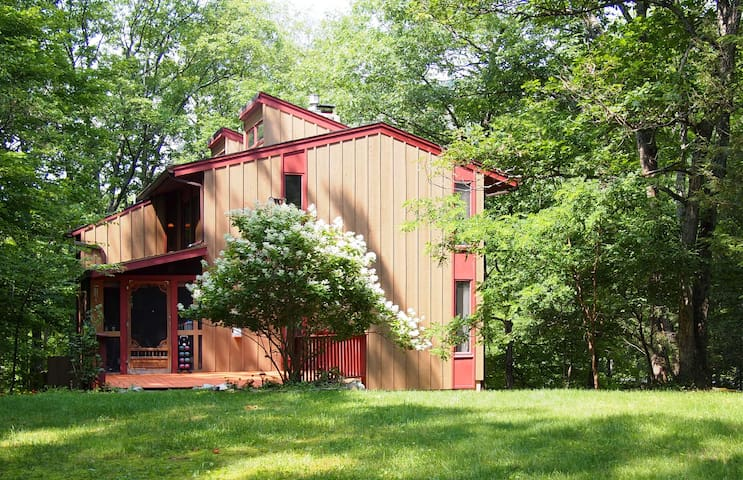 Country Home Under the Cliffs - New Paltz - House