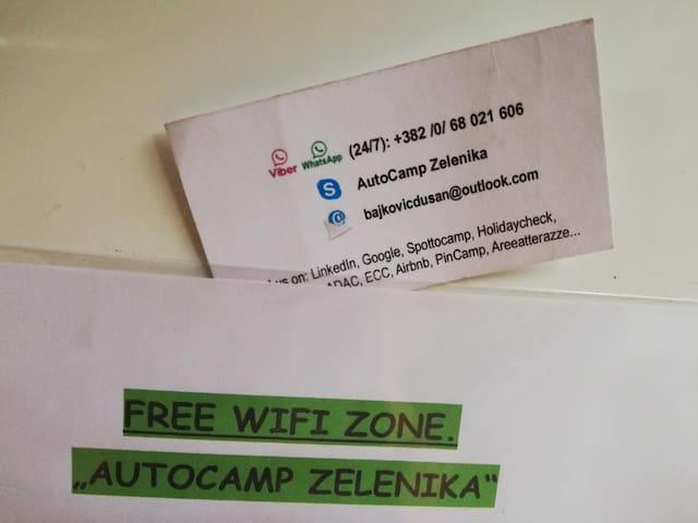 Autocamp Zelenika