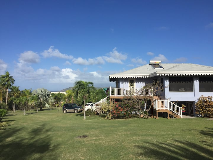 Two Bedroom Villa with Pool on Beautiful Nevis