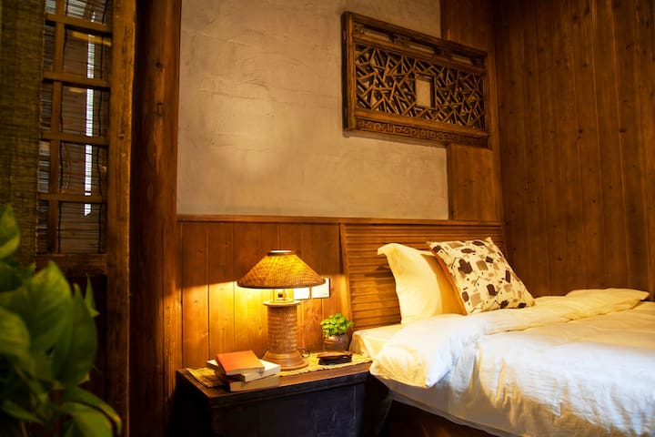 Comfy single room·Qiye Auberge·Wuyuan