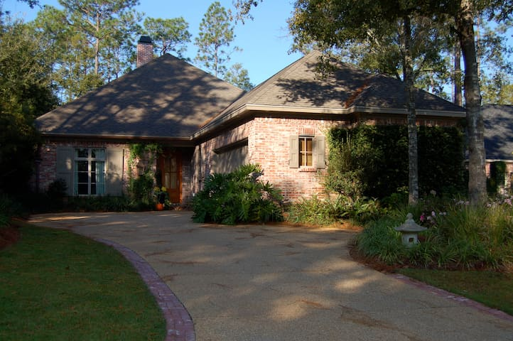 Beautiful custom home - Fairhope - Hus
