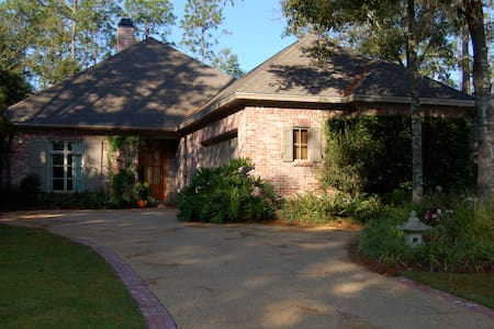 Beautiful custom home - Fairhope