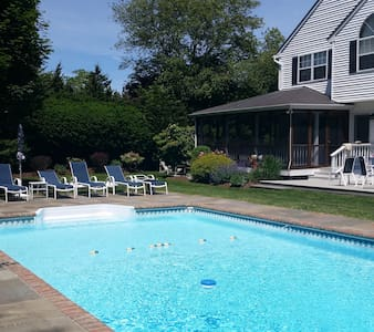 Westhampton area 3BR with pool. - Remsenburg-Speonk