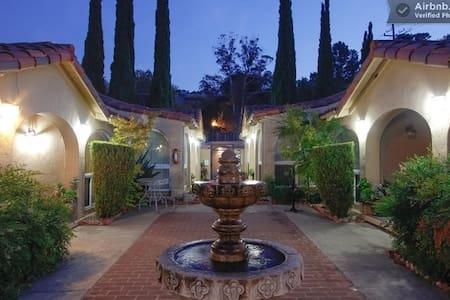 Garden Inn Full Kitchen Suite - Los Gatos - Bed & Breakfast