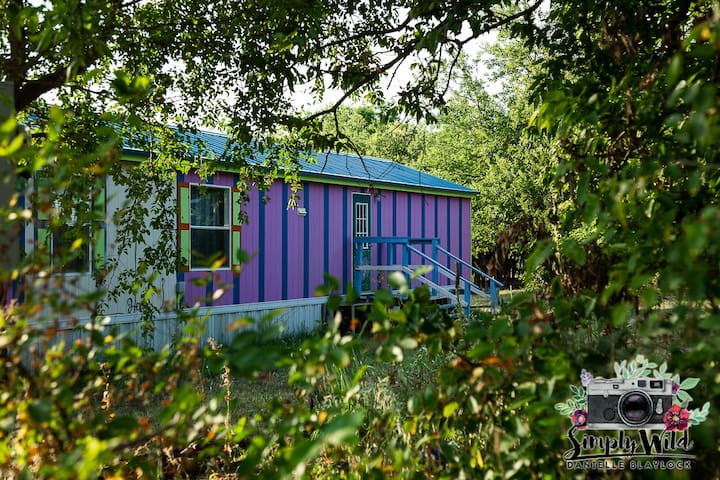 Cozy studio near Wichita Mountains & Fort Sill