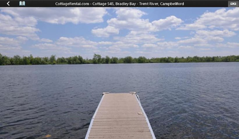 The Blue Roof Cottage - Campbellford - Cabaña