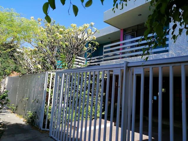 Habitación I en Casa Tlaquepaque