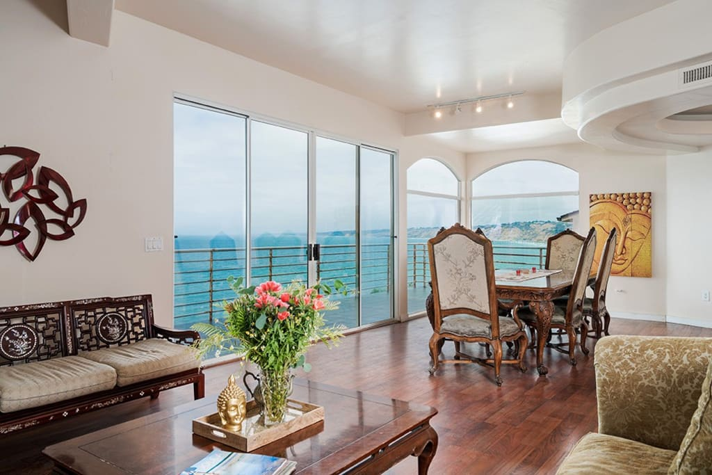 Ocean View Suite in La Jolla San Diego
