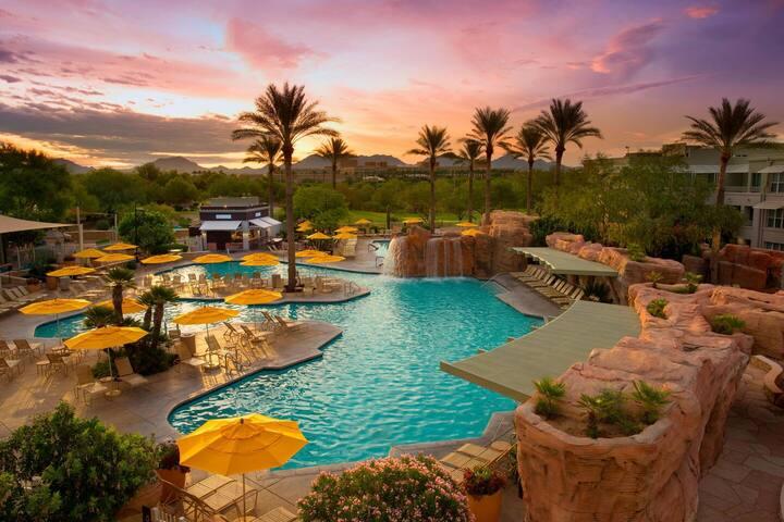 Marriott Canyon Villas Resort - 1 bedroom