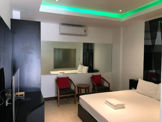 Picasso hotel 1F in Central Pattaya