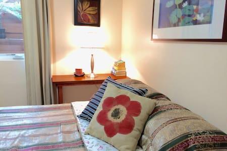 Comfy Room #2 @Basement Unit in Lakewood Area