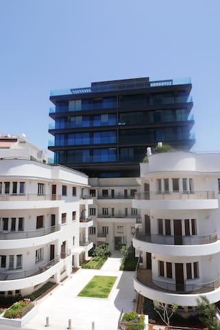 Luxury Beautiful Bauhaus by the sea - Tel Aviv-Yafo - Flat