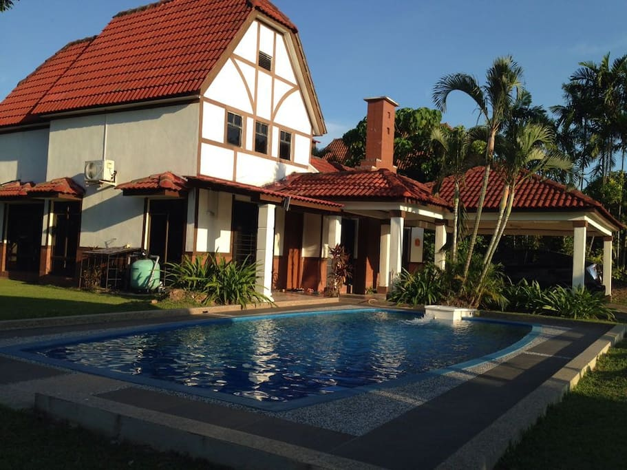 Bungalow Mommy A 39 Famosa Resort Bungalows For Rent In Malacca Malacca Malaysia