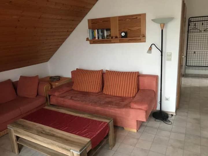 Ferienwohnung Wiggermann, (Langenargen am Bodensee), Ferienwohnung, 60qm, 2 Schlafzimmer, max. 3 Personen