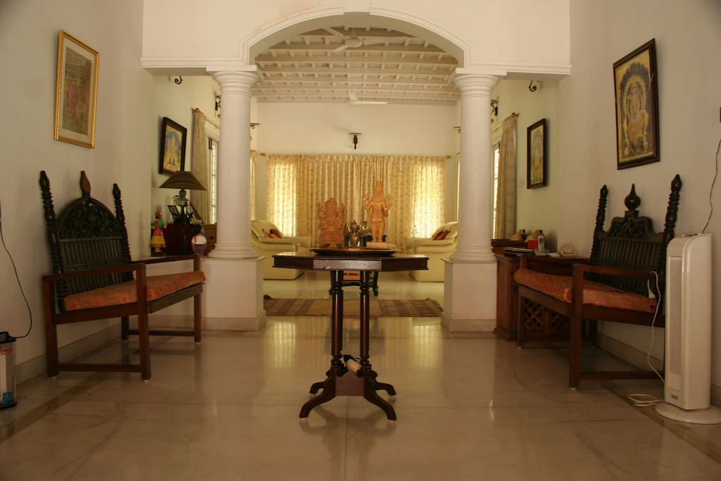 Drawing Room area