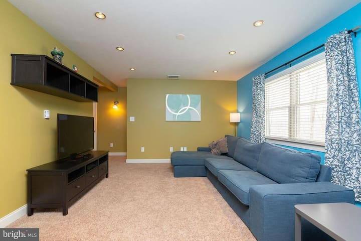 First floor family room