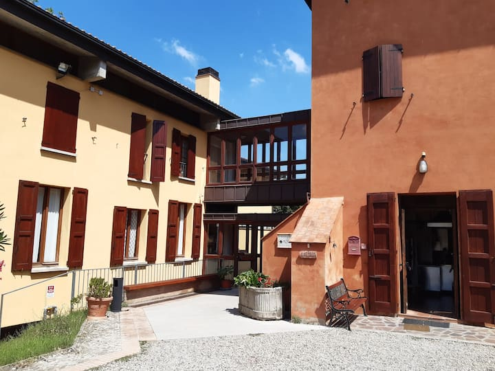 Guest House among the Italian hills | Debre Mariam