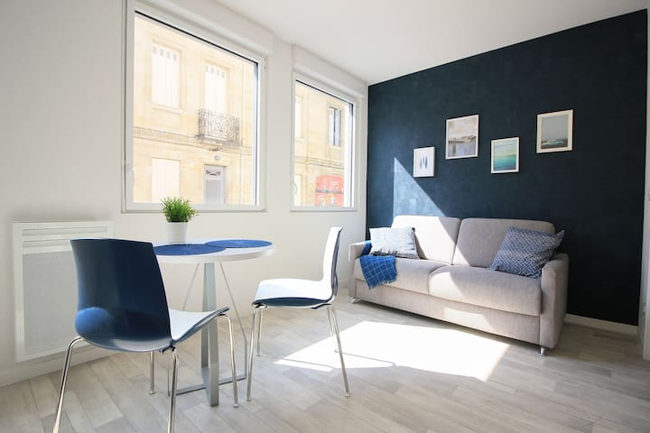 Appartement cosy en hypercentre