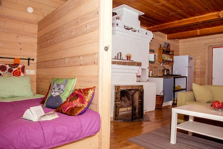 Two rooms apartment in guest house Obereg