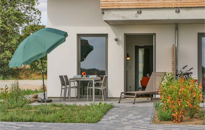 Awesome apartment in Puttbus/Rügen with WiFi and 1 Bedrooms