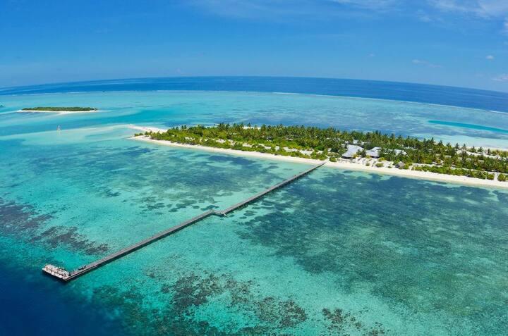 FUN ISLAND RESORT DELUXE BEACH BUNGALOW