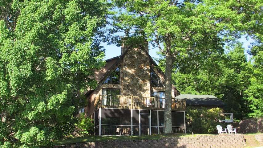 Enjoy Rhinelander Area at Pine Valley Retreat
