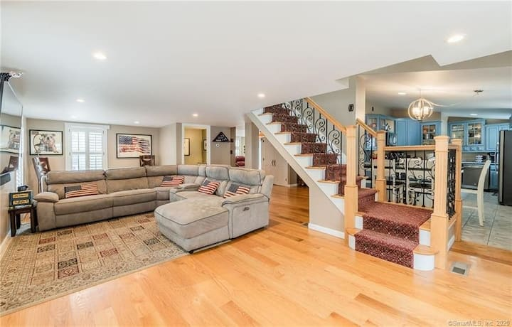 Beautiful, Expansive Apartment in Downtown  Mystic