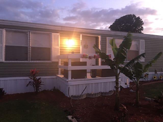Remodel Modular home near beach, Shop, Restaurants