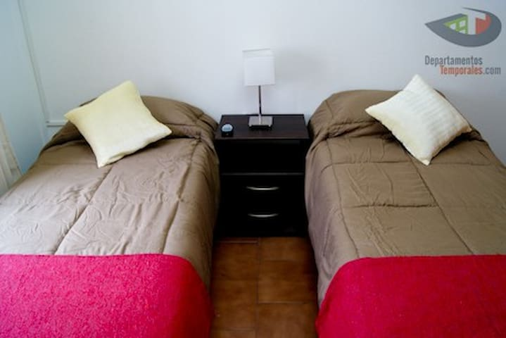 Alquiler Temporario La Plata. Apartamento 18y35 - La Plata - Appartement