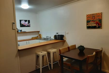 Muswellbrook centre of town apartment's unit 2