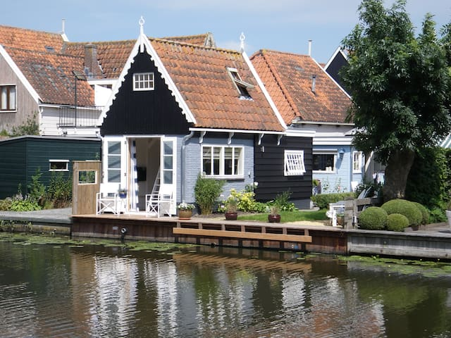 Idyllic house at the water of Edam - Edam - Casa