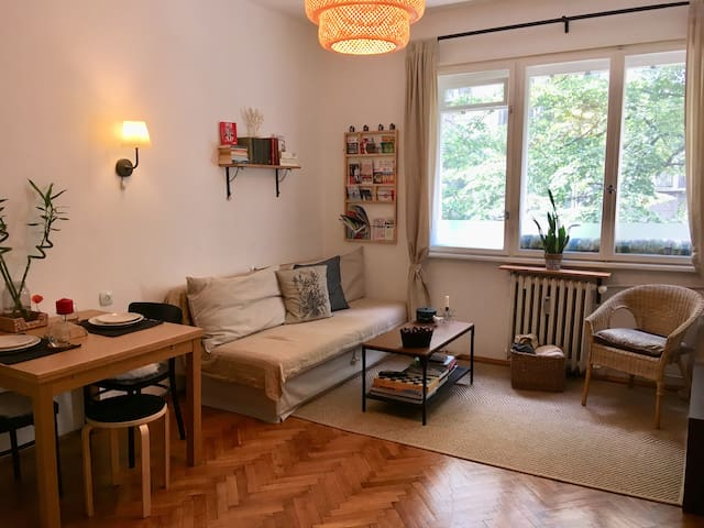 Heart Work Apartment at the very Sofia center