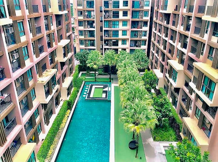 Sweet Home at Zcape3 condominium central Phuket