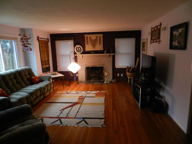 Walking distance to purdue campus - West Lafayette - Huis
