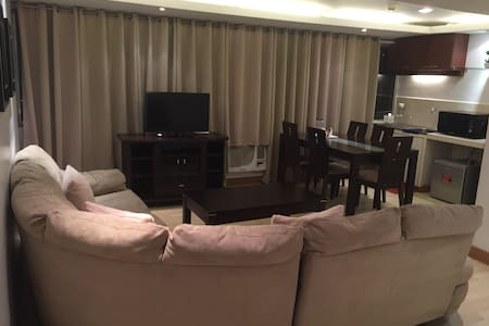 1 Bedroom Suite in the City Center EDSA Makati - Makati