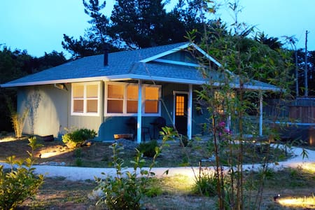Sparkling New Garden Spa House - Point Reyes Station